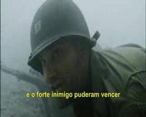 clipe soldado ferido