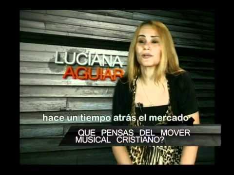 Entrevista musicales Luciana Aguiar