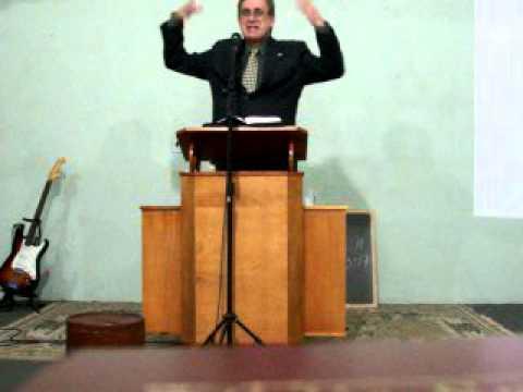 O CARÁTER DO HOMEM DE DEUS.  Apóstolo Tito Berry