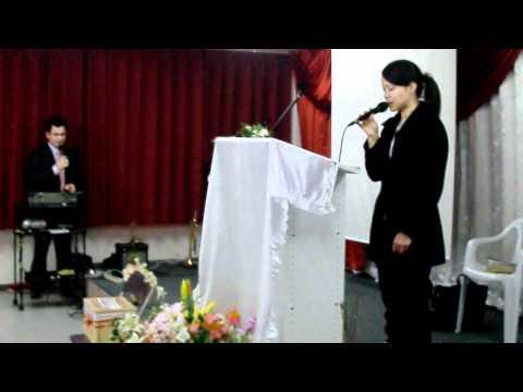 Jesus Cura - Milagre- Diaconiza Tamiko Taniguti -