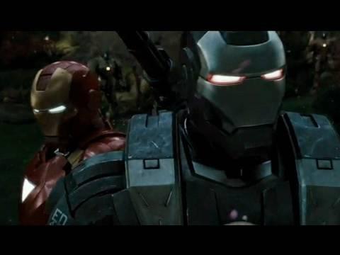Iron Man 2 remix