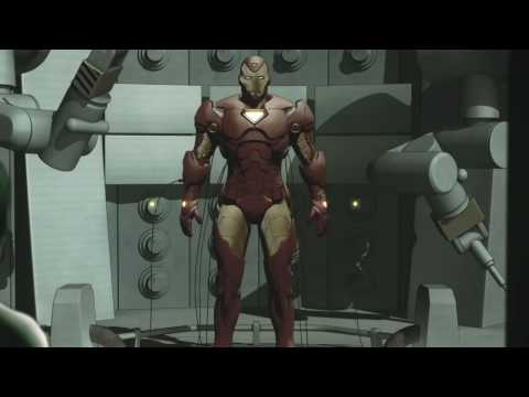 'Iron Man: Extremis' Behind the Scenes Episode 3