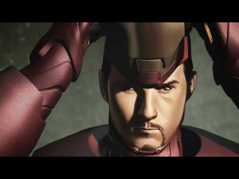 'Iron Man: Extremis' motion comic preview