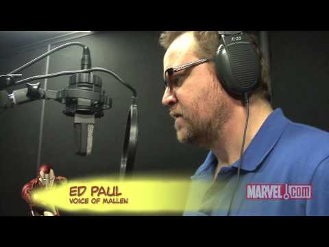 'Iron Man: Extremis' Behind the Scenes episode 4