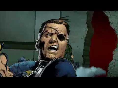 'Astonishing X-Men: Gifted' Behind the Scenes: John Cassaday