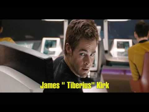 The Star Trek crew are...the A-Team