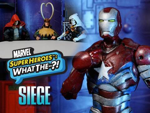 Marvel Super Heroes: What The -- ?! Siege
