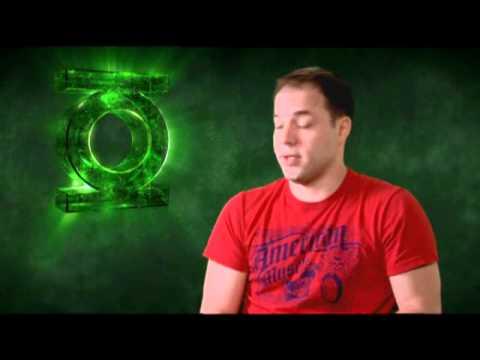 'Green Lantern' clip: Geoff Johns speaks!