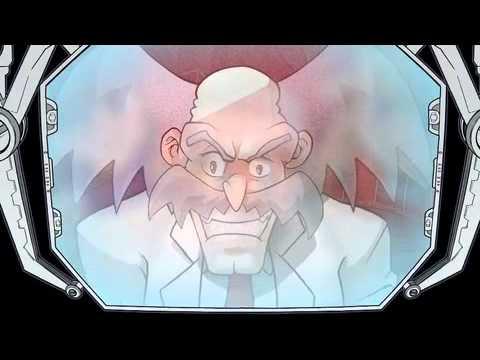 'Mega Man' #1 video promo by Archie Comics