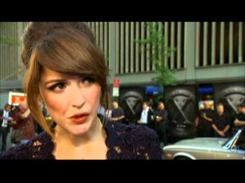 'X-Men: First Class' premiere clip #5: Rose 'Dr. Moira MacTaggert' Byrne