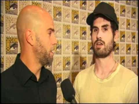 Directors of Ghost Rider 2 at Comic-Con