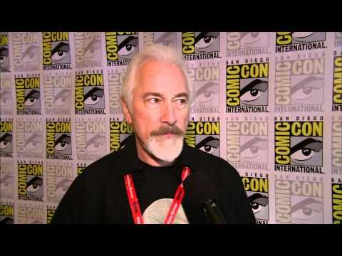 Rick Baker talks 'Men in Black 3' at Comic-Con