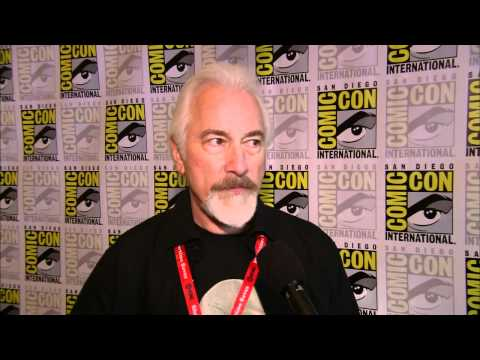 Rick Baker talks 'Men in Black 3' at Comic-Con