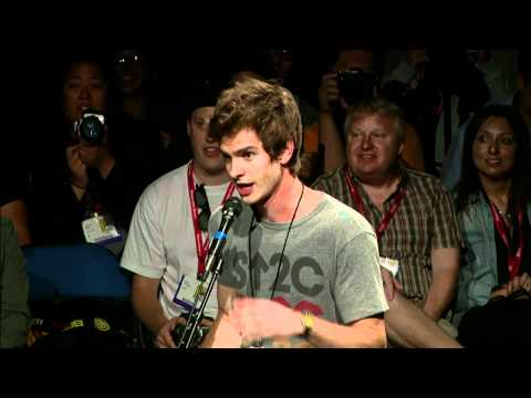 Video from the Comic-Con 'Spider-Man' panel (Part 1)