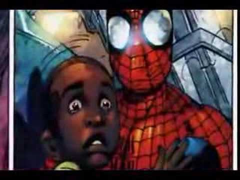 Spider-Man Sept 11th