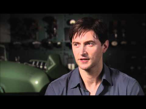 Richard Armitage on his role in 'Captain America'