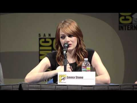 Video from the 'Amazing Spider-Man' panel at Comic-Con (Part 2)