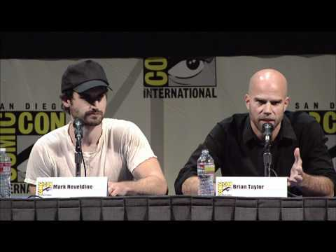 'Ghost Rider' panel at Comic-Con