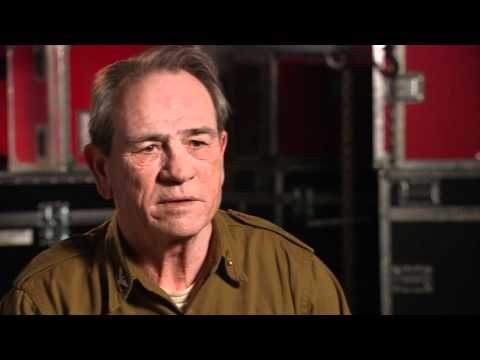 Tommy Lee Jones on his role in 'Captain America'