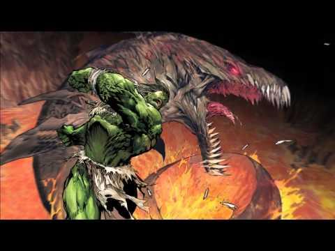 'Incredible Hulk' #1 comic-book trailer