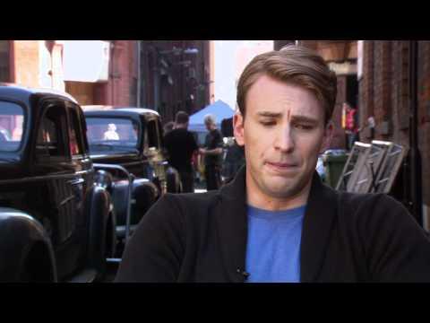 Captain America speaks!
