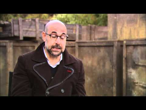 Stanley Tucci on his role in 'Captain America'