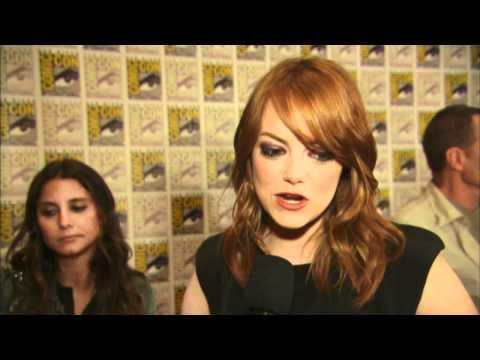 'Gwen Stacy' speaks!