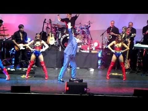 John Barrowman: Spider-Man/Wonder Woman Medley - Live at Newcastle 01/11/10