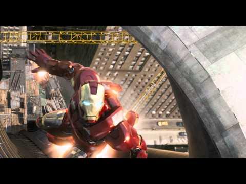 Marvel's The Avengers Super Bowl XLVI Commercial (Extended)