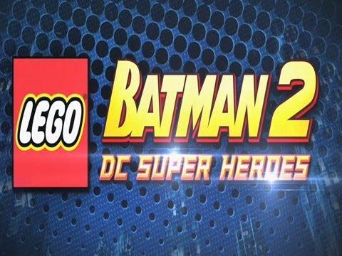 Lego Batman 2: DC Super Heroes First Look Trailer [HD]