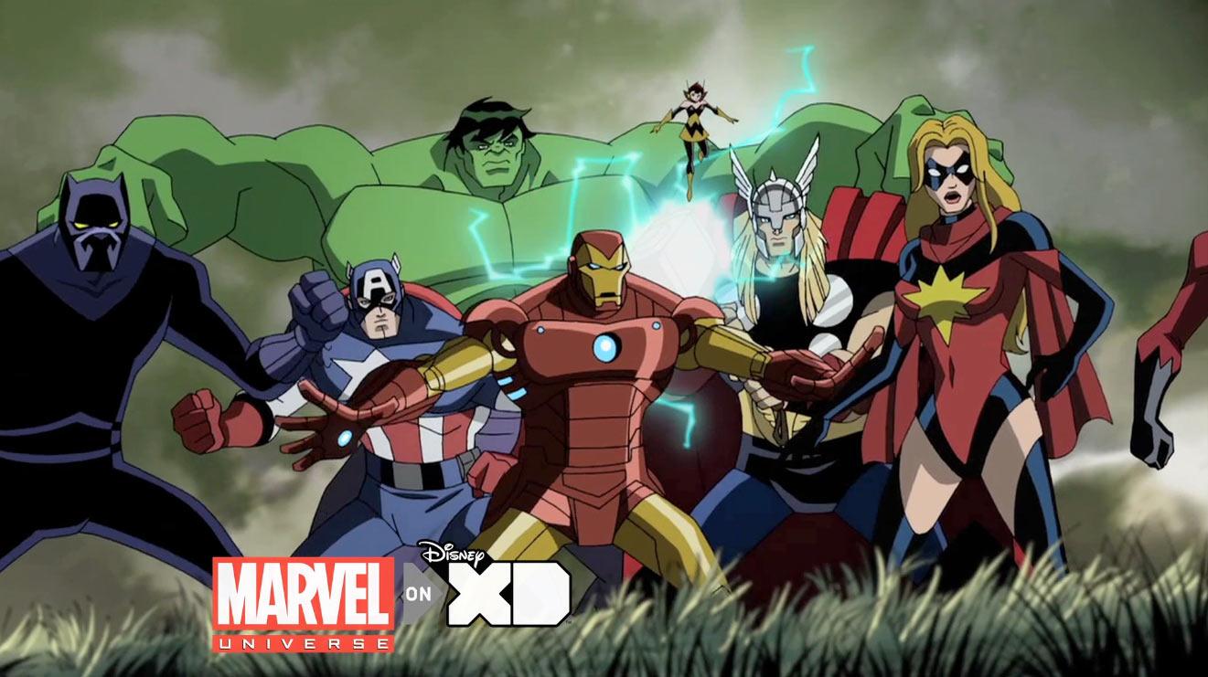 Avengers season 2 trailer