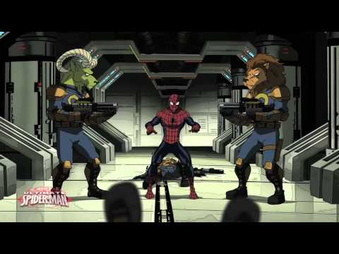 """""""Ultimate Spider-Man: For Your Eye Only"""" clip"""
