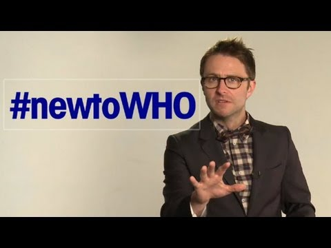 #newtoWHO: Chris Hardwick's Appeal to Doctor Who fans everywhere - Tweet Your DOCTOR WHO Story Now!
