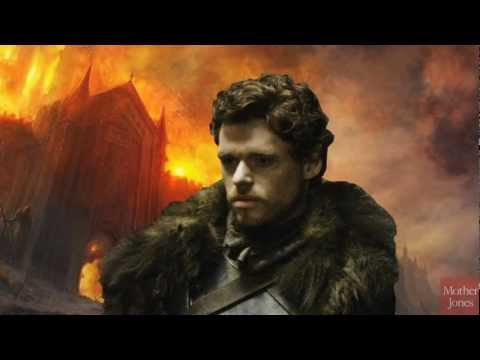 Robb Stark: The Biggest Celebrity in The North