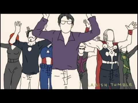 Bad Romance x Avengers