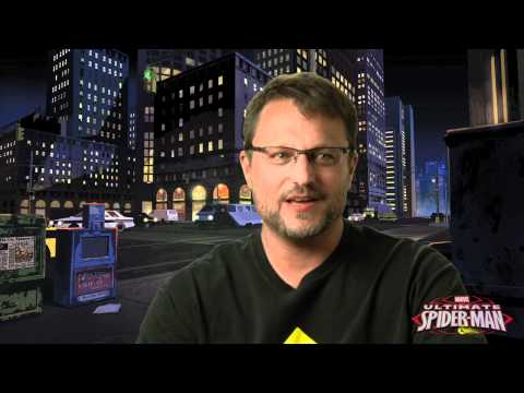 """""""Ultimate Spider-Man"""": Behind-the-scenes clip"""