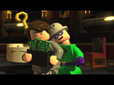 LEGO  Batman 2: DC Super Heroes Talking Minifigures Trailer