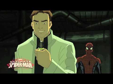 'Ultimate Spider-Man' Season Two clip