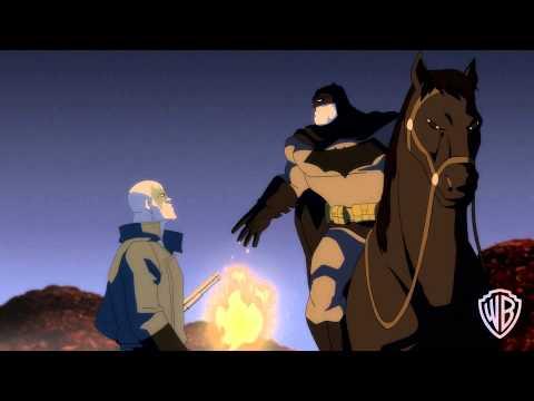 'Batman: The Dark Knight Returns, Part 2' clip #2