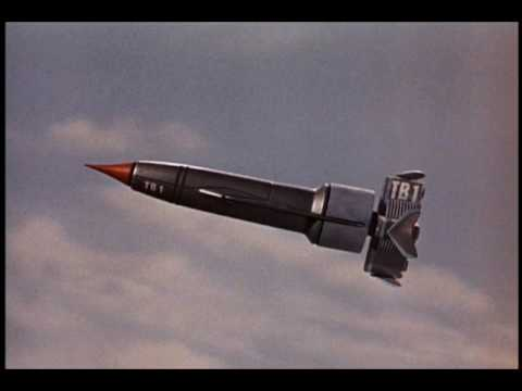 Tribute to Gerry Anderson (Thunderbirds Theme)