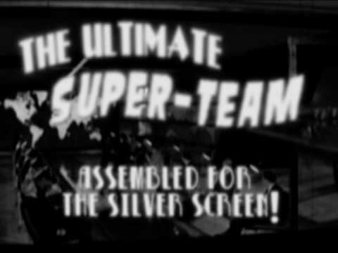 Premakes: The Avengers 1952