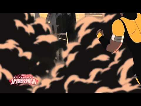 'Ultimate Spider-Man' Season Two clip #2
