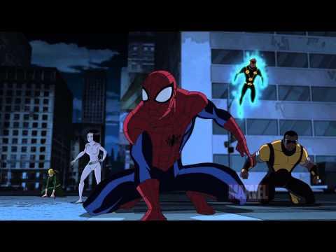 'Ultimate Spider-Man' season 2 premiere trailer