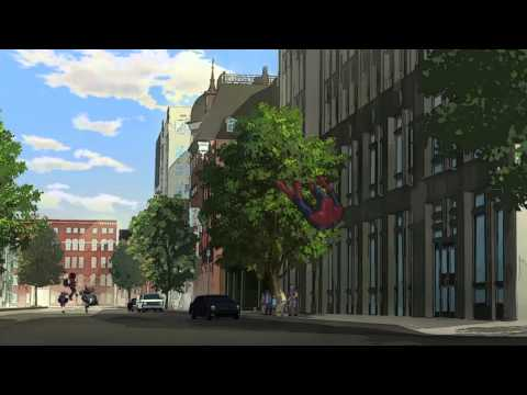 'Ultimate Spider-Man' Season two clip #3