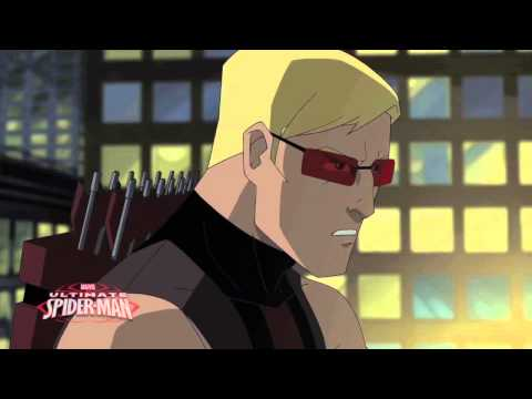 'Ultimate Spider-Man' Season Two Clip #4