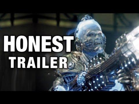 Honest Trailers - Batman & Robin