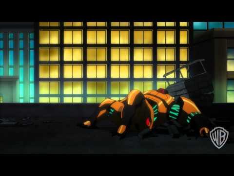 'Justice League: War' clip No. 1
