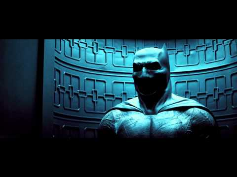 Batman v Superman: Dawn of Justice Teaser Trailer (Official)