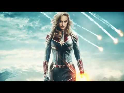 Meet Captain Marvel: Brie Larson Suits Up for