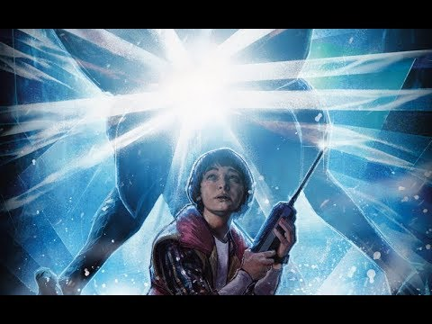Stranger Things Comic Trailer